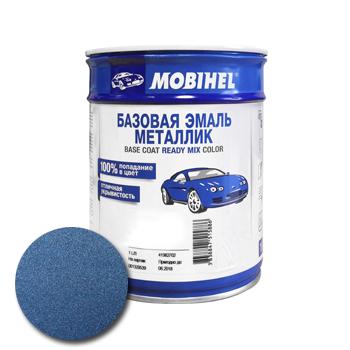 Изображение товара Автоэмаль MOBIHEL 446 сапфир 1л (металлик)
