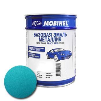 Изображение товара Автоэмаль MOBIHEL 460 Аквамарин 1л (металлик)