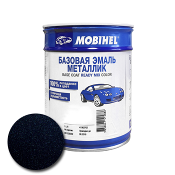 Изображение товара Автоэмаль MOBIHEL 482 черника 1л (металлик)