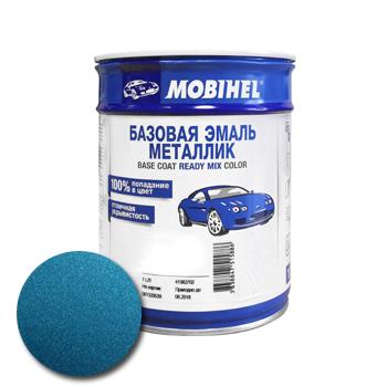 Изображение товара Автоэмаль MOBIHEL 487 лагуна 1л (металлик)