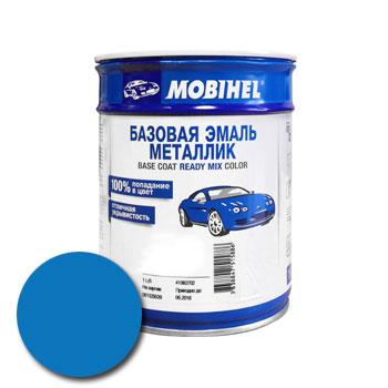 Изображение товара Автоэмаль MOBIHEL 492 Блюз 1л (металлик)