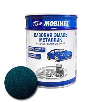Изображение товара Автоэмаль MOBIHEL 498 Лазурно-синяя 1л (металлик)