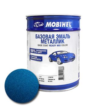 Изображение товара Автоэмаль MOBIHEL 499 ривьера  1л (металлик)