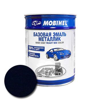 Изображение товара Автоэмаль MOBIHEL 50411 Тайфун UNI 1л (металлик)