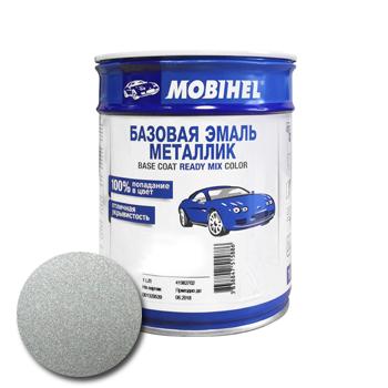 Изображение товара Автоэмаль MOBIHEL 626 мокрый асфальт 1л (металлик)