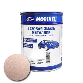 Изображение товара Автоэмаль MOBIHEL 670 сандаловый 1л (металлик)