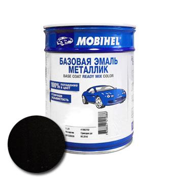 Изображение товара Автоэмаль MOBIHEL 672 Пантера 1л (металлик)