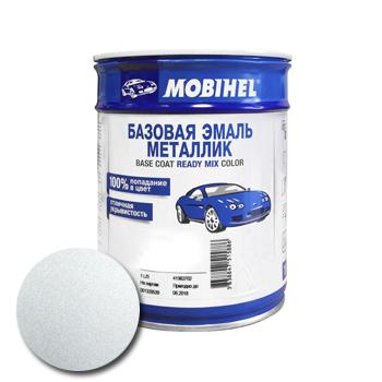 Изображение товара Автоэмаль MOBIHEL 691 платина 1л (металлик)