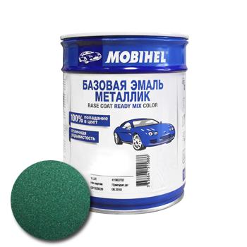 Изображение товара Автоэмаль MOBIHEL 963 зелёный 1л (металлик)