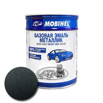 Изображение товара Автоэмаль MOBIHEL BMW 181 Diamantschwarz 1л (металлик)