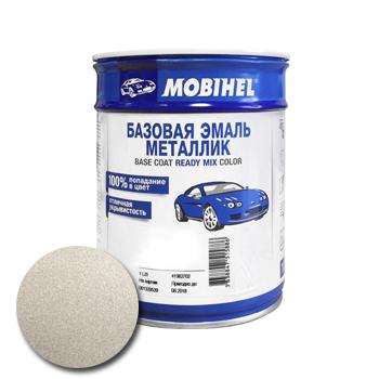 Изображение товара Автоэмаль MOBIHEL Daewoo 92L Cashmere Beige 1л (металлик)