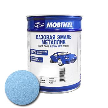 Изображение товара Автоэмаль MOBIHEL Daewoo 97K Blue 1л (металлик)