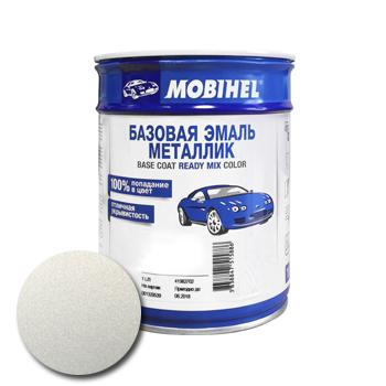 Изображение товара Автоэмаль MOBIHEL Logan 632 Gris Boreal 1л (металлик)