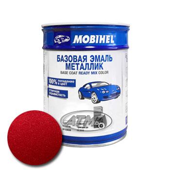 Изображение товара Автоэмаль MOBIHEL R01 Малина 1л (металлик)