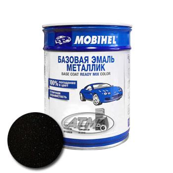 Изображение товара Автоэмаль MOBIHEL Renault 676 Noire Nacre 1л (металлик)