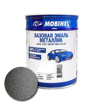 Изображение товара Автоэмаль MOBIHEL Sae Carbon Grey 1л (металлик)