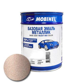 Изображение товара Автоэмаль MOBIHEL Skoda 9201 1л (металлик)