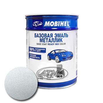 Изображение товара Автоэмаль MOBIHEL Toyota 199 Silver 1л (металлик)