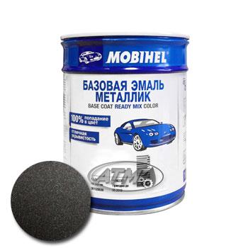 Изображение товара Автоэмаль MOBIHEL Toyota 1E3 Grey 1л (металлик)