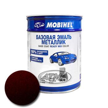 Изображение товара Автоэмаль MOBIHEL Toyota 3K1 Dark Mauve 1л (Снят с производства)