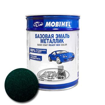 Изображение товара Автоэмаль MOBIHEL Toyota 6M1 Dark Emerald 1л (металлик)