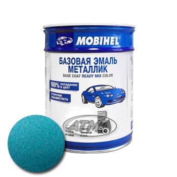 Изображение товара Автоэмаль MOBIHEL Циклон 1л (металлик)