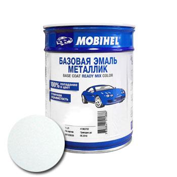 Изображение товара Автоэмаль MOBIHEL VW LB9A 1л (металлик)
