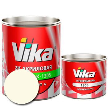 Изображение товара Автоэмаль Vika АК-1305 Белая 040 и Отвердитель Vika 1305 (Снят с производства)