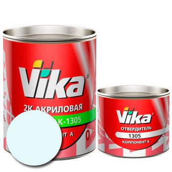Изображение товара Автоэмаль Vika АК-1305 Белая 202 и Отвердитель Vika 1305 (Снят с производства)