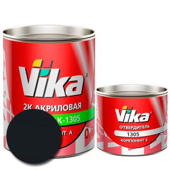 Изображение товара Автоэмаль Vika АК-1305 Мурена 377 и Отвердитель Vika 1305 (Снят с производства)