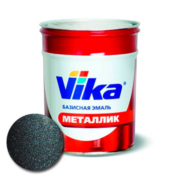 Изображение товара Автоэмаль VIKA металлик Лазурно-синий 498