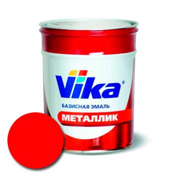 Изображение товара Автоэмаль VIKA металлик Якро-красная 8036