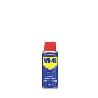 Изображение товара Смазка многофункциональная WD-40 (аэрозоль) 100мл