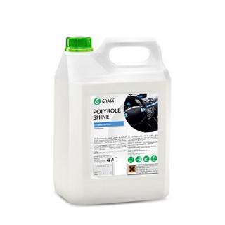 Изображение товара Полироль глянцевый Grass Polyrole Shine 5 кг