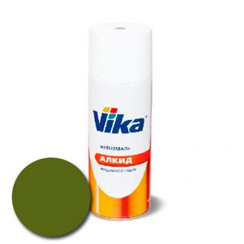 Изображение товара Эмаль-аэрозоль VIKA Оливковая 340 400мл
