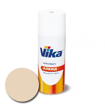 Изображение товара Эмаль-аэрозоль VIKA Желтовато-белая/сафари 215 400мл