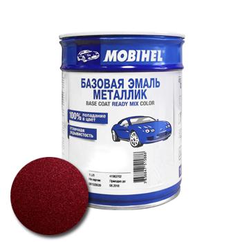 Изображение товара Автоэмаль MOBIHEL 132 вишня 1л (металлик)