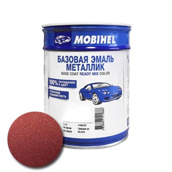 Изображение товара Автоэмаль MOBIHEL 150 дефиле 1л (металлик)