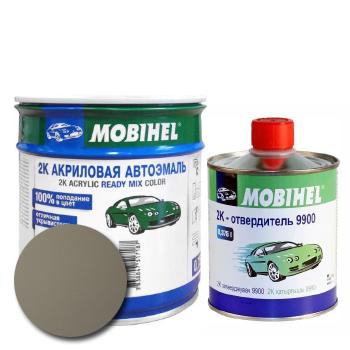 Изображение товара Автоэмаль MOBIHEL 2К 236 и Отвердитель MOBIHEL 2К 9900