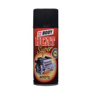 Изображение товара Краска-спрей Body выс/температурная 420 чёрная 0,4л