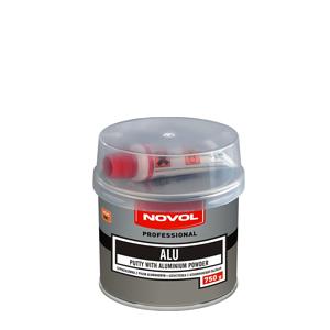 Изображение товара Шпатлевка Novol ALU 0,75кг
