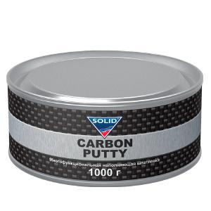 Изображение товара Solid CARBON PUTTY 1кг. напол. шпатлевка, усиленная углеволокном
