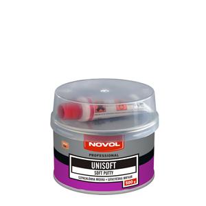 Изображение товара Шпатлевка Novol UNISOFT мягкая 0,5кг
