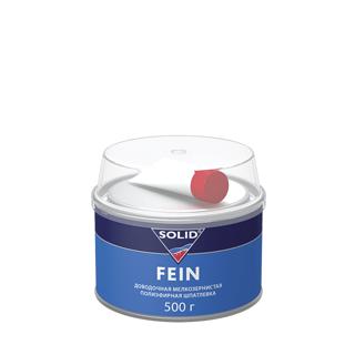 Изображение товара Шпатлевка SOLID FEIN 0,5 кг доводочная