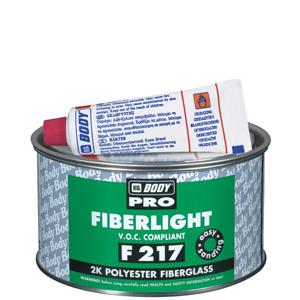 Изображение товара Шпатлёвка HB BODY PRO F217 FiberLight 1л