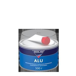 Изображение товара Шпатлёвка SOLID ALU  0,5кг c алюминием