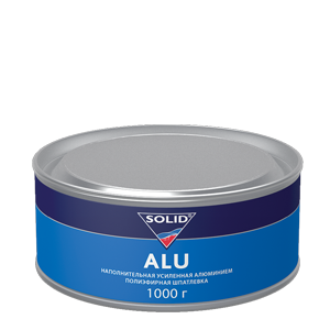 Изображение товара Шпатлёвка SOLID ALU  1кг c алюминием