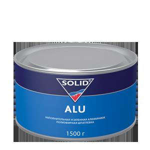 Изображение товара Шпатлёвка SOLID ALU 1,5кг c алюминием