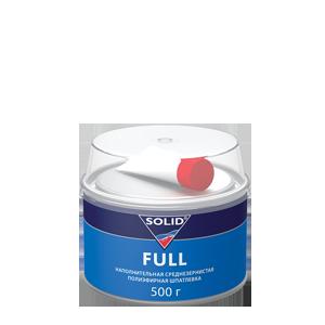 Изображение товара Шпатлёвка SOLID FULL  0,5кг среднезернистая