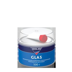 Изображение товара Шпатлёвка SOLID GLAS  0,5кг cо стекловолокном